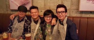 楊賢碩-朴振榮-柳熙烈聚餐 席間對《K-Pop Star》參賽選手讚不絕口