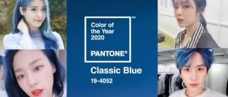 PANTONE2020年度代表色 這些韓星今季都已把它放到頭上了