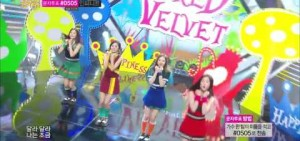 Red Velvet - Happiness@音樂中心