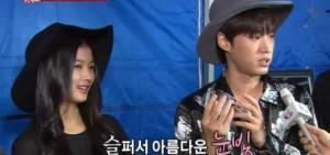 """《深夜的TV演藝》Tablo稱讚金裕貞""""都可以當歌手了"""""""