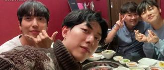 CNBLUE三子與FNC續約 預告年底前出專輯回歸