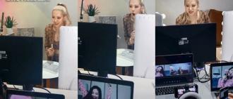 Jennie假裝粉絲現身Rosé簽名會 兩人私下互動好可愛