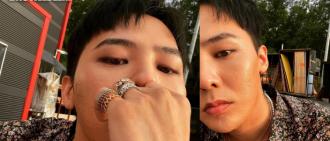 GD分享最新工作自拍照 皮膚狀態惹粉絲關注