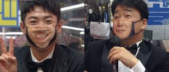 SBS特製「微笑口罩」超吸睛 多項防疫措施獲網民大讚