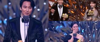 《SBS演技大賞》秀智揮低張娜拉贏視后 金南佶奪大賞