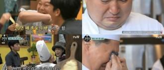20年鐵粉生病靠看他節目走過來 姜虎東得知哭到哽咽:我算什麼…