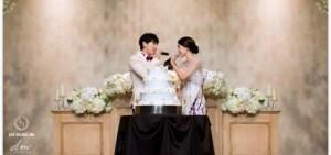 """晟敏-金思恩夫婦新婚旅行""""甜蜜的馬爾代夫之行!"""""""