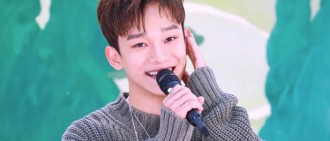 Chen首推Solo專輯成績驕人:成員的讚賞讓我更踏實