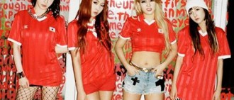 YG娛樂堅決否認2NE1的解散傳聞