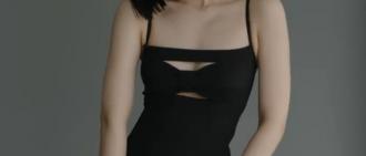 JENNIE短髮造型登時尚雜誌 齊劉海顯清純