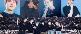 EXO演唱會尾場燦烈準備特別驚喜 回顧8年點滴惹哭成員和粉絲