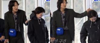 《RM》李光洙對宋智孝的一個小舉動引熱議 網民大讚:超級紳士