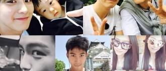 【韓星微博】李敏鎬撅嘴吐槽天氣熱 姜敏赫-李宗泫互告白:我愛妳