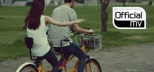 [MV] Jung In&Gary(정인&개리) _ Bicycle(자전거)