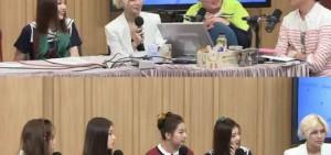 SHINee泰民-Red Velvet公開最想見到的藝人