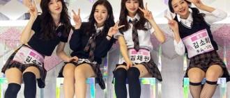 女團成員《PD48》排名比不上練習生!不會唱歌、跳舞也能當偶像?