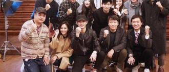 金秀賢-雪莉等出席《Real》告祭現場 重量級演員陣容吸睛