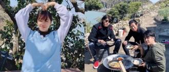 孔孝真正式登場 《一日三餐》收視飆出雙位數
