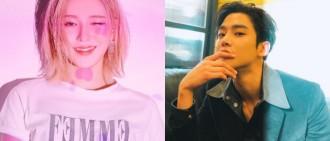 RV Wendy與SF9路雲為《魔髮精靈》韓語版主角配音