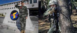 SHINee珉豪為參加訓練放棄休假 粉絲:即使在軍隊也很熱血