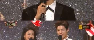 雪炫因朴寶劍關注Irene舞台嫉妒 朴寶劍大呼:和你一起主持也非常幸福