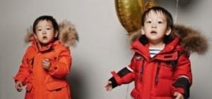 """國民雙胞胎""""書言-書俊畫報公開"""