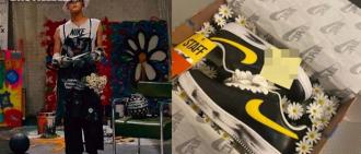 G-Dragon親友限定波鞋遭拍賣 開價港幣28萬被網民鬧爆