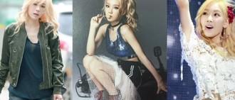 這7位女K-pop偶像的女粉絲比男粉絲更多?