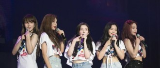 SM家前輩去看Red Velvet演唱會啦,秘密姐姐們也來捧場了!