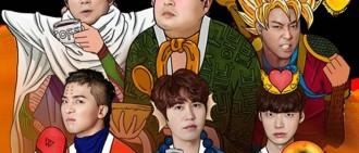 《新西遊記7》月底開拍全程留韓 安宰賢退出圭賢回歸
