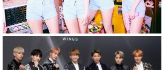 「Gaon Chart Music Awards」舉辦在即 防彈少年團BLACKPINK等將出席