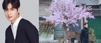 李敏鎬豪捐3億韓圜助抗疫:希望大家的春天早日到來