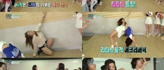Tiffany VS林娜榮 閔孝琳VS周潔瓊展開舞蹈對決最後的結果是?