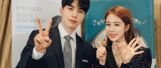 李棟旭❤劉仁娜「情人節告白」 網友自願被閃:你們就原地結婚吧!