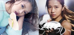 10張照片展示宋佳妍的女人味與健康美