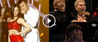 "IDOL因為JYP在""2015年MAMA""的性感演出而感到不好意思"