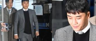 涉嫌「七宗罪」勝利今亮相出庭受查 遭傳媒質問沉默不語