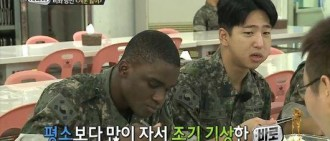 Baro完美適應軍隊生活 「正在考慮長期服役!」