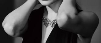 宋慧喬幽雅成熟的珠寶畫報曝光