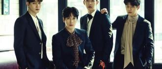 CNBLUE 新專輯集體照公開 展現全新魅力