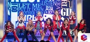 少女時代登台灣最受歡迎組合 SM娛樂4個團體榮登TOP10位
