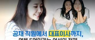 韓國娛樂圈當中,這幾位女高管的年薪堪比一線藝人