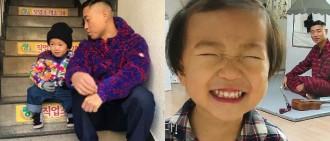 姜Gary IG終公開囝囝正面照 父子登《超人》首集即掀話題