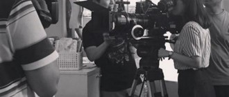 宋慧喬公開「太陽的後裔」片場照片