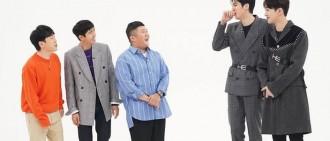 真實身高差似加特效 禹奭、賴冠霖上《周偶》合照惹爆笑