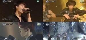 """《M!Countdown》即將改版EXO-K 獲""""2014最高收視率優等獎"""""""