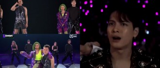 《MAMA2019》華莎JYP特別舞臺超有火花 Jackson睇到「O曬嘴」惹爆笑