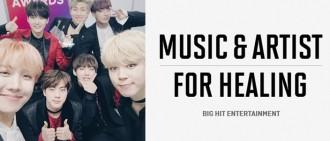 傳與「最賺錢」團體BTS起收益糾紛 BigHit娛樂強烈否認