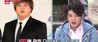 SJ神童2個月瘦23公斤的秘訣?最幸福的「盡情吃」瘦身法笑哭粉絲
