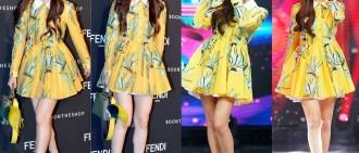 Kim Yuna vs Jessica Jung – 同一件衣服誰穿得更好看?